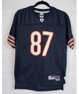 Rbk NFL players youth kids Chicago Bears Cutler 6 Jersey size LG 16-18 - $17.89