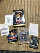 Konami Yu-Gi-Oh! Duel Monsters Dark Magician Vintage Game For Nintendo G... - $175.44