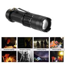 Torch Flashlight Lamp 200LM 3 Modes - $311,45 MXN