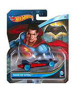 Hot Wheels DC Universe Man of Steel Redeco Vehicle - $12.86