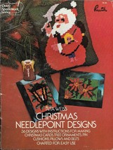 Dover Needlework Series by Rita Weiss - Christmas Needlepoint Designs - $7.92