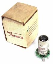 NEW DET TRONICS DE1777AT UV SENSOR MODULE 002181-01, 002326-01 REV. A
