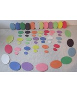 900 Pieces Random Mix Die Cut Oval-Easter-Construction Paper,Cardstock,H... - $19.99