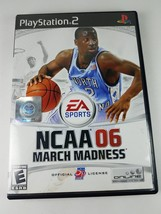NCAA 06 March Madness PlayStation 2 PS2 #SLUS 21298 - $7.27