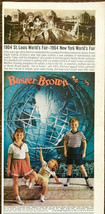 1964 Buster Brown Kids Clothing Print Ad 1904 St Louis-1964 New York Wor... - $11.69