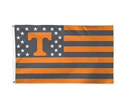 WinCraft NCAA University of Tennessee 13428115 Deluxe Flag, 3' x 5' - $34.63