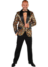 "Deluxe ""Star"" Jacket - Cabaret / Showman / DJ/ Entertainer , XS to XXL  - $74.19+"