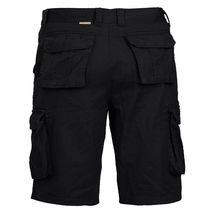 Men's Cotton Multi Utility Pockets Relaxed Fit Casual Outdoor Army Cargo Shorts image 4