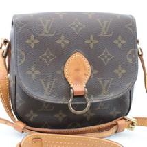 LOUIS VUITTON Monogram Saint Cloud PM Shoulder Bag M51242 LV Auth sa1896 - $420.00