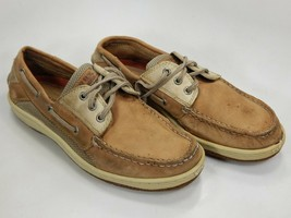 Sperry Top-Sider Billfish Size 8.5 M (D) EU 41.5 Men's 3 Eye Boat Shoes 0799023