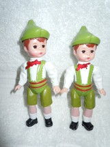 Madame Alexander McDonald's Little Boys in Green Outfits Dolls - $3.99