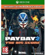 Payday 2 The Big Score (Xbox One) [video game] - $31.54