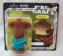 Hallmark Itty Bittys Star Wars Celebration 2017 Exclusive Hammerhead Toy New - $49.50