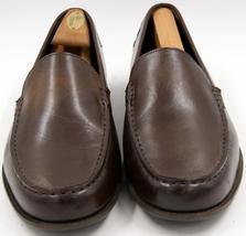 Cole Haan Dustin Venetian II Brown Loafer Men's Shoes Sz 11 M EUC image 4