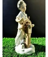 NAO by LLADRO Spain Porcelain Figurine Glazed  - $9.50