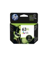 Original HP 63XL High Yield Tri-color Ink Cartridge,F6U63AN - $34.99