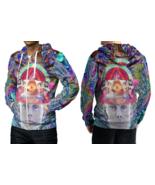 Satanic DMT Psychedelic Hoodie Zipper For men - $49.99+
