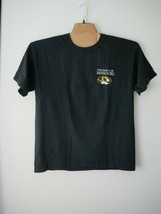 NCAA Missouri Tigers Simple Circle Comfort Color Short Sleeve T-Shirt Sz XL NWT - $11.88