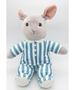 "Kohls Cares GOODNIGHT MOON Bunny in PJs Pajamas All Plush Stuffed Toy 13"" - $12.86"