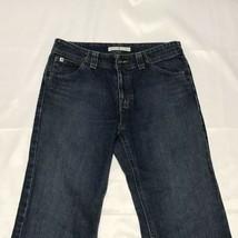 Tommy Hilfiger Women's Denim Jeans ~ Sz 6 ~ Hipster Flare ~ Blue ~ 100% ... - $24.74