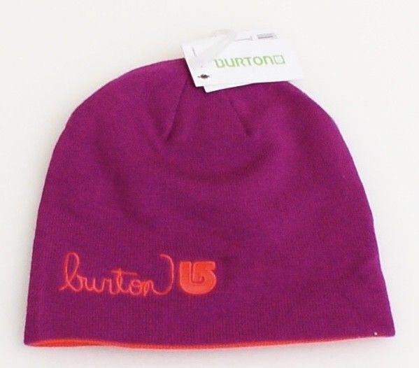 e3a14ce5ed6 Burton Reversible Purple   Orange Knit and 50 similar items
