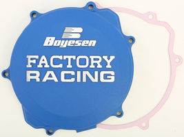 Boyesen Clutch Right Side Case Cover Yamaha YZ250 YZ 250 99-19 YZ250X X CC-32AL - $105.95