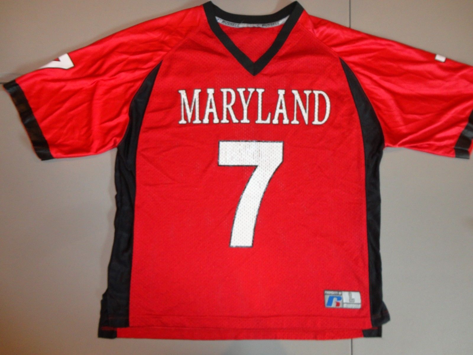 4c2db595eac Red #7 Russell Athletic Maryland Terrapins and 50 similar items