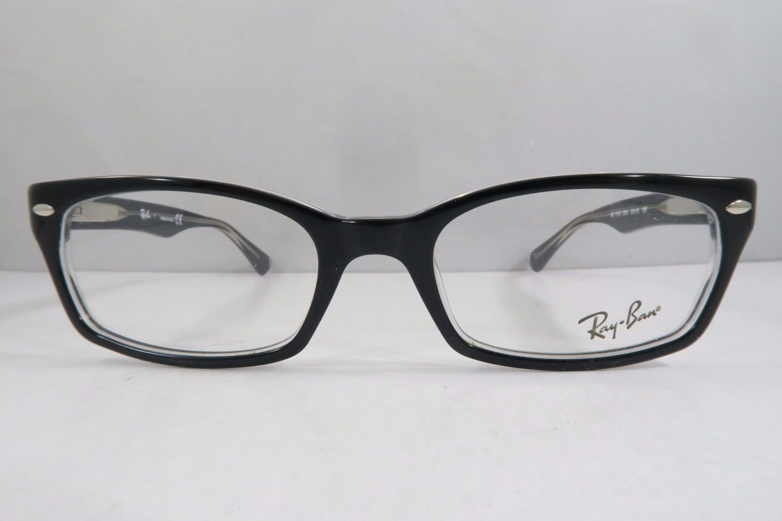 47b56994b94 Ray-Ban RB 5150 2034 Black on Clear New and 50 similar items. S l1600