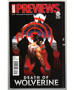 Marvel Previews #24 - July 2014 - $2.29