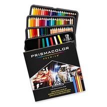Prismacolor 1794654 Premier Mixed Media Set, Colored Pencils-Art Stix-Pe... - $60.63