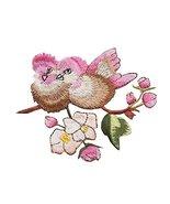 [Happy Birds] DIY Embroidered Applique/Badge - $9.55