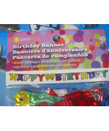 Party Decorations Skylanders Table-Cover Happy Birthday Banner Favors - $16.95