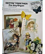 Gettin' Together for Any Organ  by Bill Irwin - $7.70