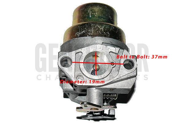 Gasoline Carburetor Carb Engine Motor Parts For Honda F400 Tiller Engine Motor