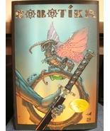 ROBOTIKA by Alex Sheikman - New Hardcover - Free Shipping - $12.99