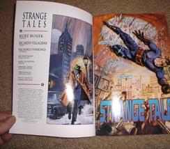 Marvel Select: STRANGE TALES (Vol. 3) THING, HUMAN TORCH, NICK FURY, DR.... - $6.00