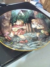 """M J Hummel Collector Plate - """"Private Parade"""" from Little Companions - $6.43"""
