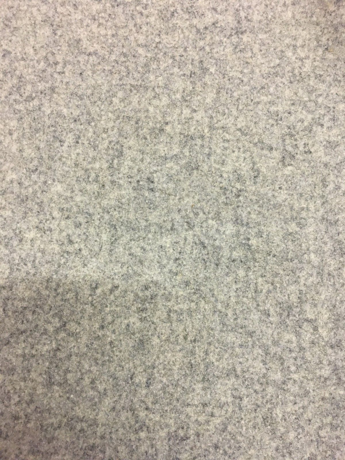 4.875 yds Wool Upholstery Fabric Mid Century Gray Melange CL