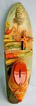 Souvenir of Utrecht (Holland) Hanging Shoe Still Bank Money Box, early 1... - $23.75