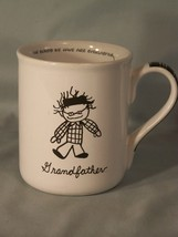 "Grandfather extra large coffee cup mug - approx. 4.5"" tall - $5.10"