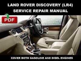 2013 2014 2015 Land Rover Discovery Diesel Workshop Service Repair Fsm Manual - $14.95