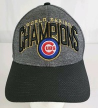 2016 World Series Champions Chicago Cubs On Field 39THIRTY Flex Hat New ... - $17.95