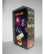Babylon 5: Season 5 - Journey's End Volume 5.11 & 5.12 - New Sealed - VHS  - $15.95