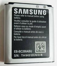 OEM Original Samsung Battery Gear 360 VR Camera SM-C200 EB-BC200ABU 1350mAh - $24.74