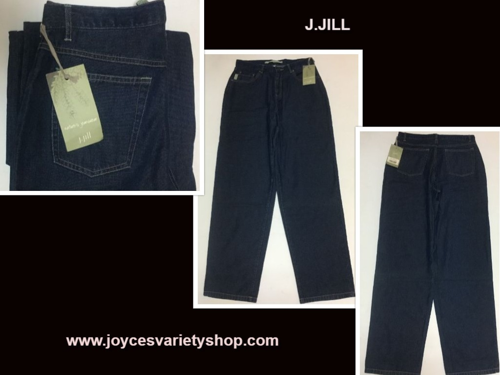 J.jill jeans web collage