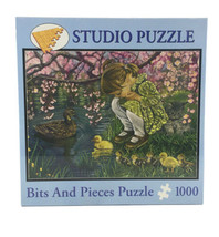 A Mother's Love (Tricia Reilly-Matthews) 1000-Pc Puzzle Bits And Pieces ... - $24.98