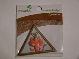 "Girl Scouts Brownie Badge ""Making Friends"" (New) - $10.00"