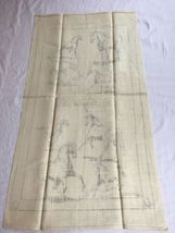 VTG NOS Kay Dee MORGAN HORSE Linen Kitchen Tea Towel image 7