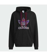 Adidas Originals Men's OX CHINESE NEW YEAR Black Hoodie GP1865 - $131.70
