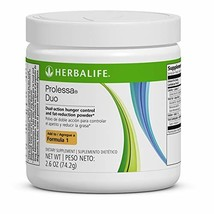 Weight-Loss Prolessa Duo 7-Day Program 74.2gr Control Hunger Snack - $45.48